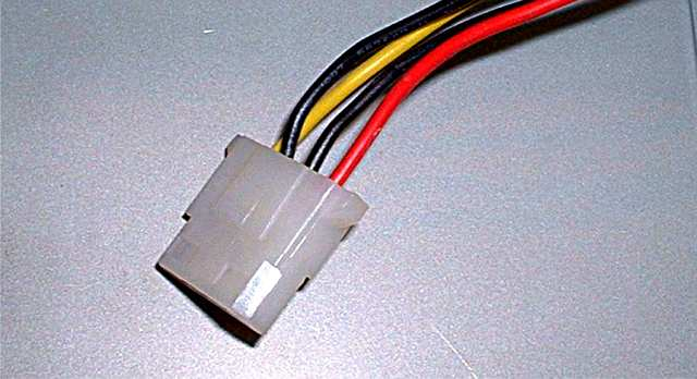 12 V Power Supply from a PC